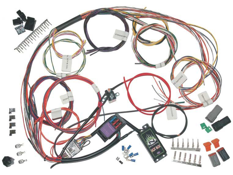 Wiring Harness. Fits all non-EFI Bikes.