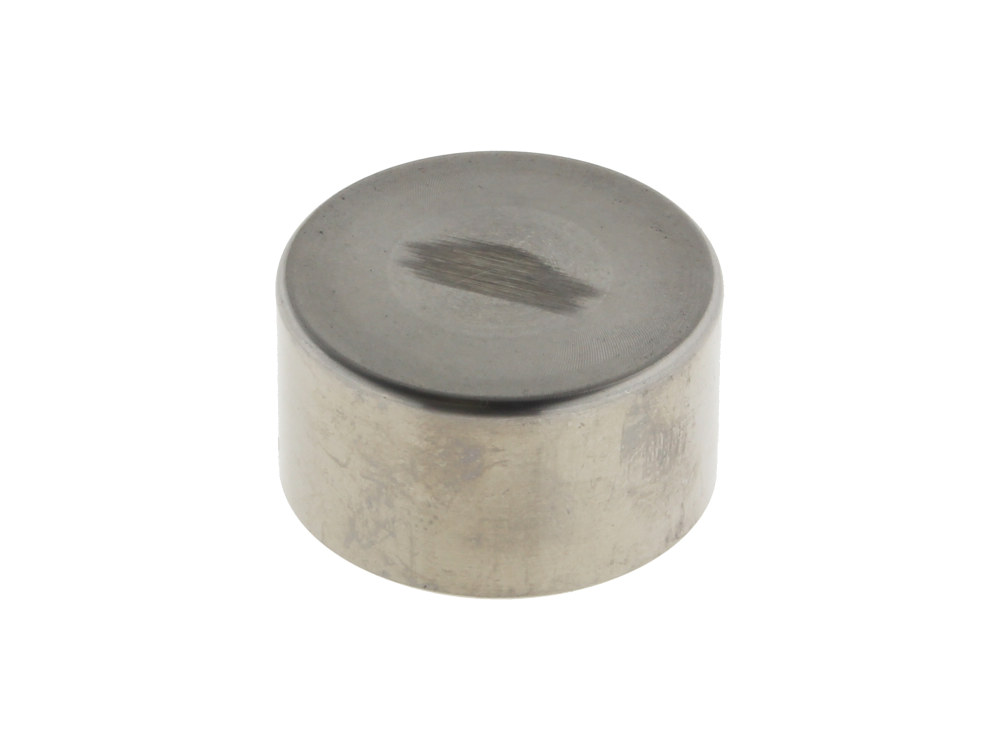 1.375 x 0.750 Caliper Piston with Stainless Steel Finish. Fits Performance Machine Caliper.