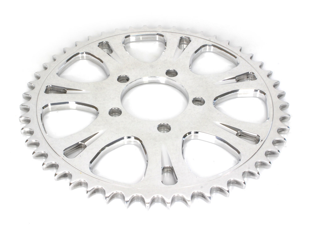 Sprocket; RR Heathen/Paramount 48T Polished (Not  Available in Chr)