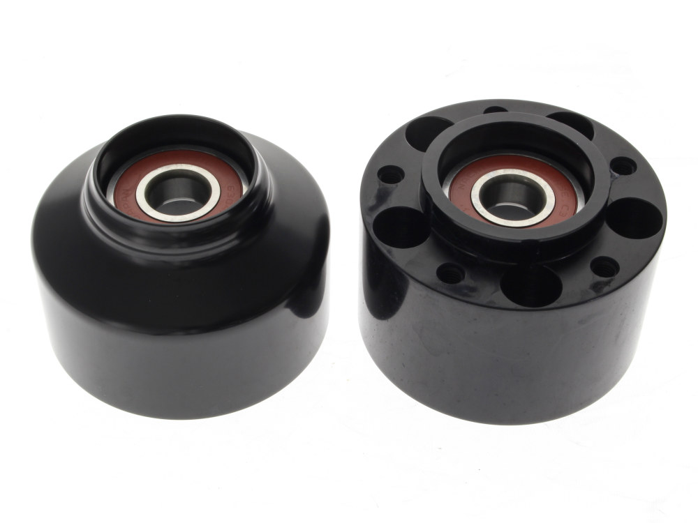 Front Wheel Hub with Black Finish. Fits Scout 2015up.
