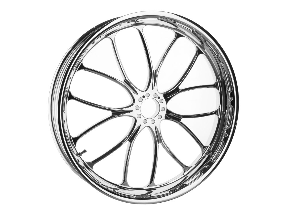 17in. x 3.50in. wide Heathen Wheel – Chrome.