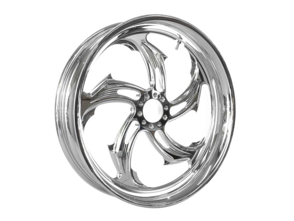 18in. x 8.50in. Wide Rival Wheel – Chrome.