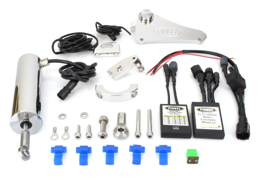 Electric Shifter Kit. Fits FXCW & FLSTSB 2008-2011 Models.