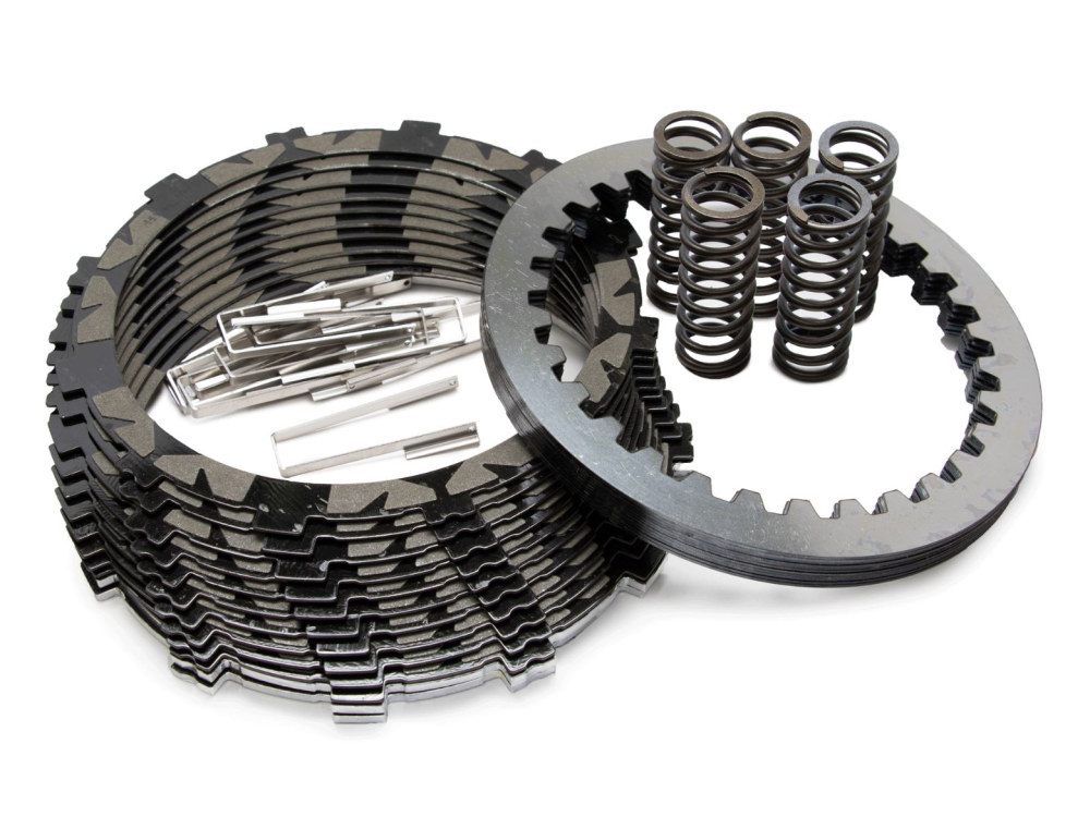 TorqDrive Clutch Kit. Fits Indian Tourers 2014up.