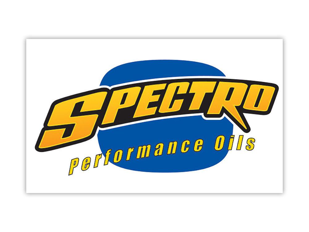 Banner; Spectro Oil's