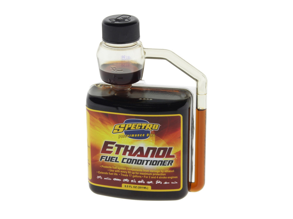 Spectro Ethanol Fuel Conditioner 8.5oz (250ml)