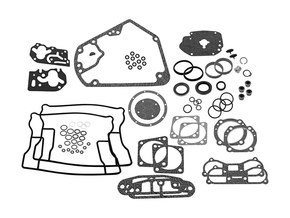 Engine Gasket Kit. Fits Big Twin 1984-1999 with 4-1/8