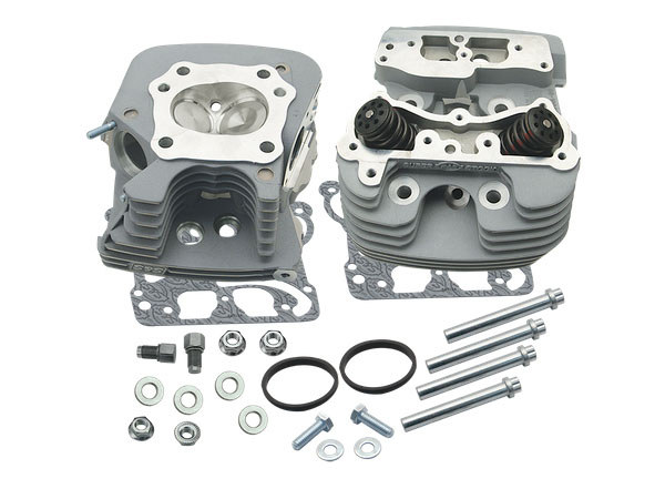 Head Kit; T/Cam'06up Silver 89cc & TBW FLH'08up (Pair)