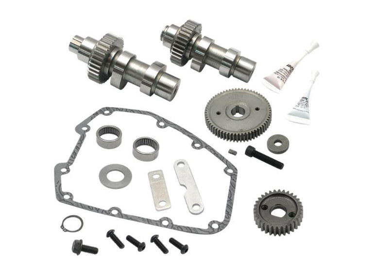 551G Gear Drive Camshaft Kit. Fits Twin Cam 2007-2017 including Dyna 2006.