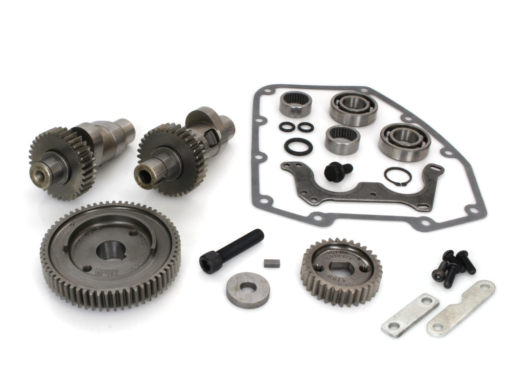 625GE Gear Drive Easy Start Camshaft Kit. Fits Twin Cam 1999-2006 excluding Dyna 2006.