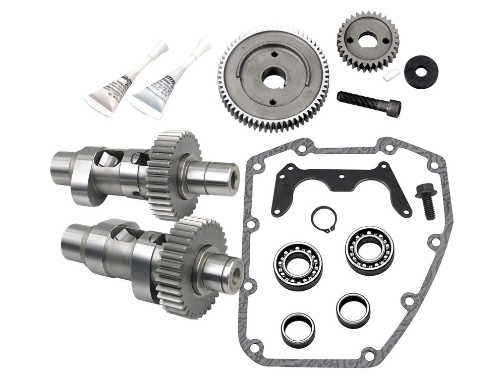 551GE Gear Drive Easy Start Camshaft Kit. Fits Twin Cam 1999-2006 excluding Dyna 2006.