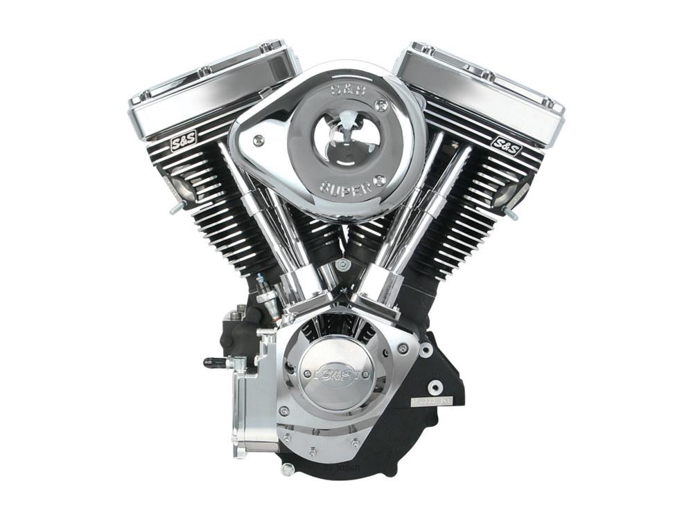 111ci Evo Engine – Black.