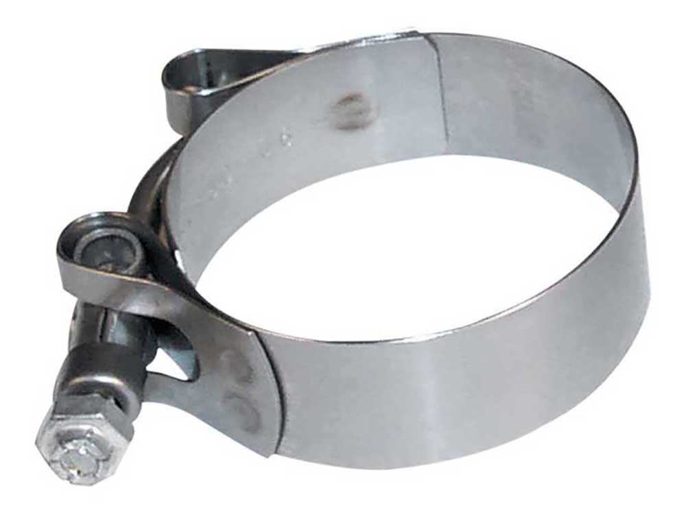 Clamp; Intake Manifold O-Ring StyleAll'57-77     (2 required per bike)