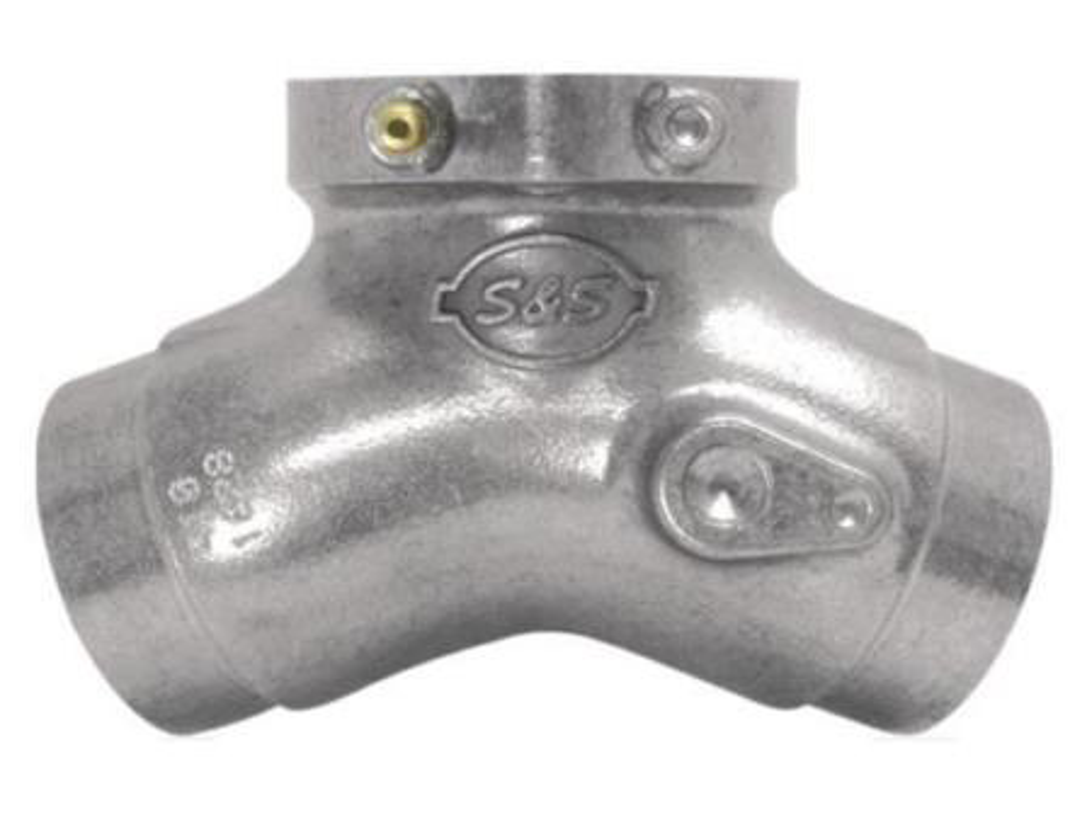 Manifold; Big Twin84-99 Evo E/B Carb 80,89,96