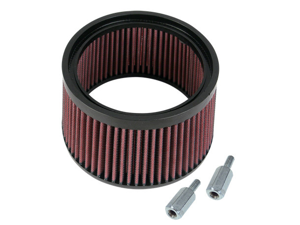 S&S Air Filter Element; Stealth Air Filter. 1