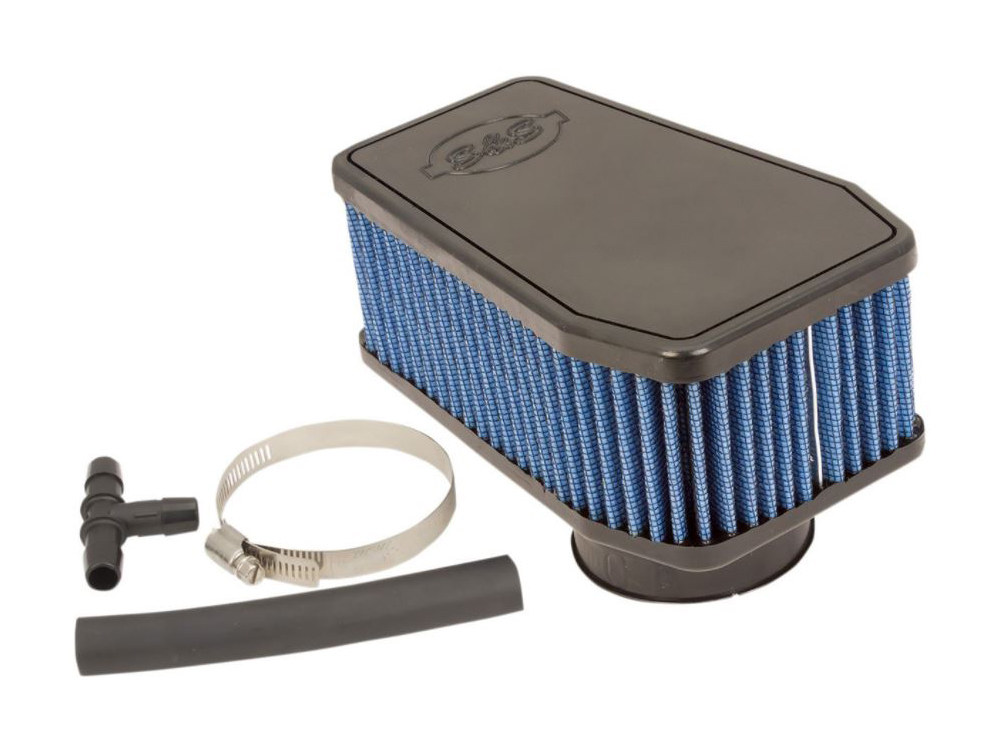 Air Filter Kit; Indian Scout'15up & Victory Octane'16up. High Flow Element.