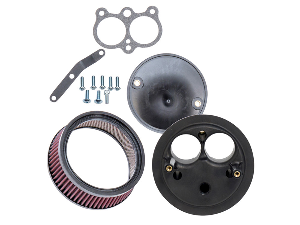 Air Filter Assembly; Stealth Street Rod '17up (Requires Purchase of
