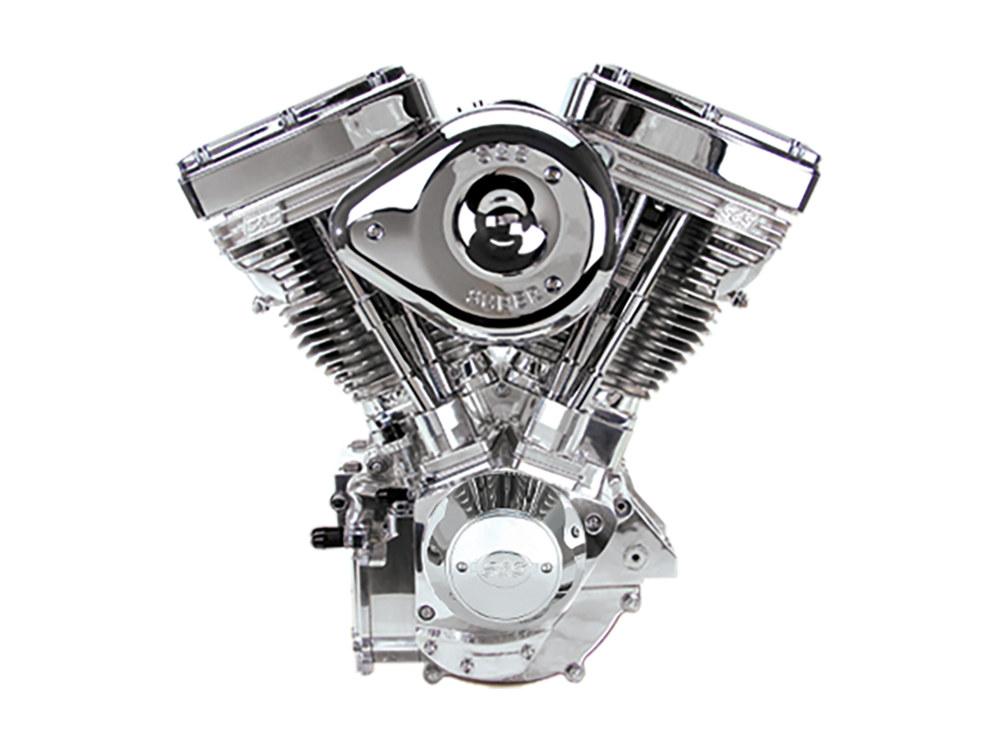 124ci Evo Engine – Polished.