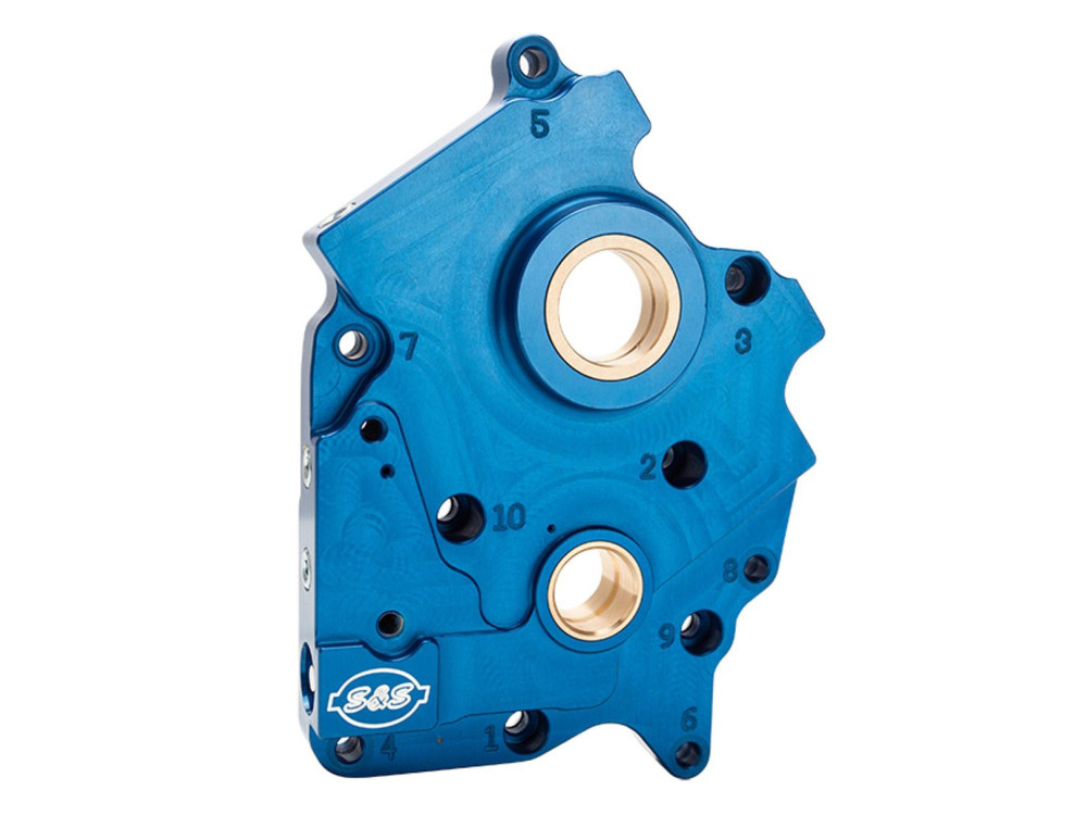 Camplate; M8 2017up, Water or Oil Cooled Engines