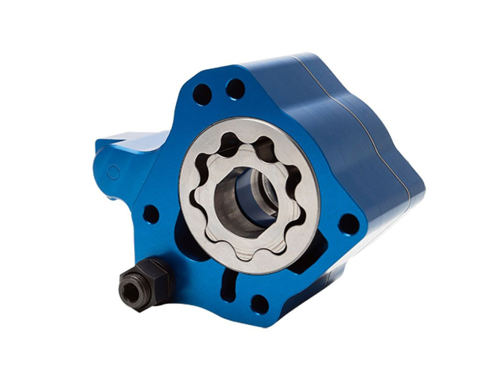 Oil Pump; High Volume. M8 2017up, Oil Cooled Engines