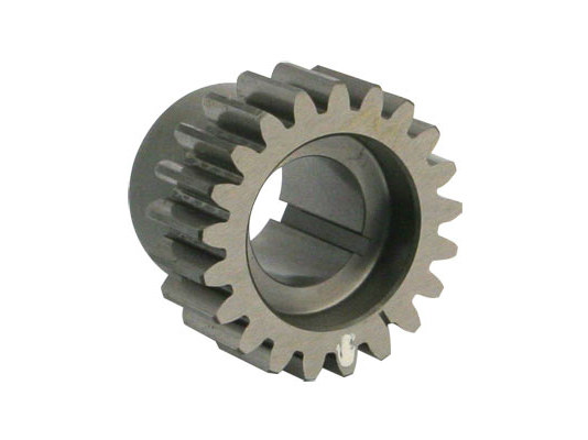Pinion Gear – White. Fits Sportster 1986-1987.