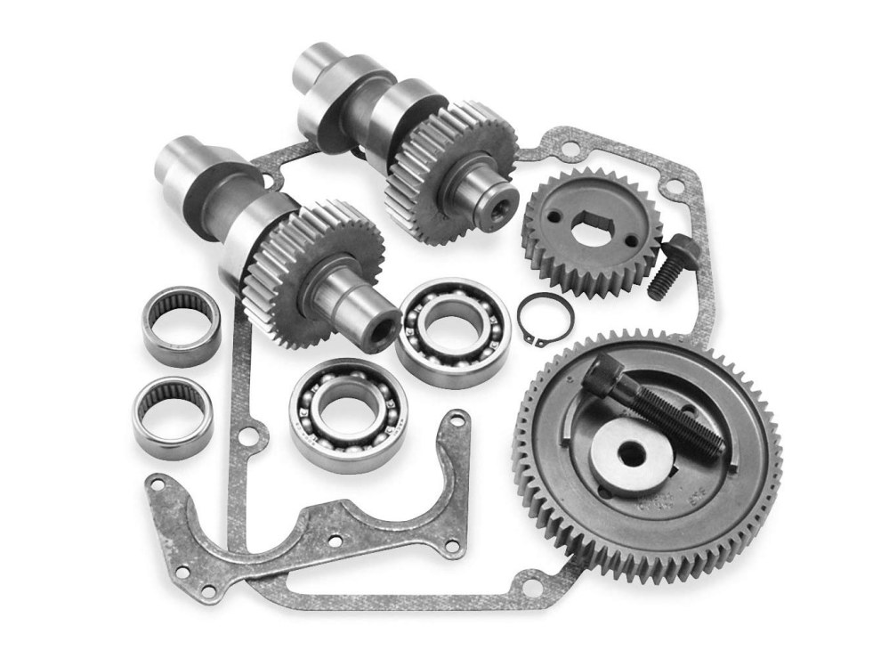 510G Gear Drive Camshaft Kit. Fits Twin Cam 1999-2006 excluding Dyna 2006.
