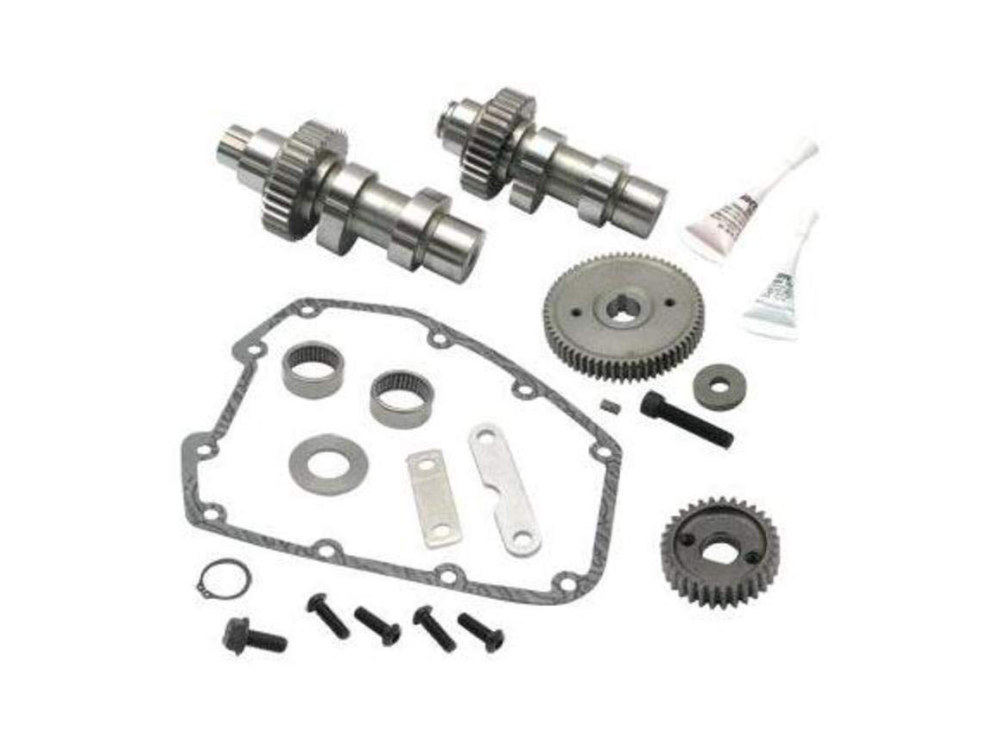 585G Gear Drive Camshaft Kit. Fits Twin Cam 2007-2017 including Dyna 2006.