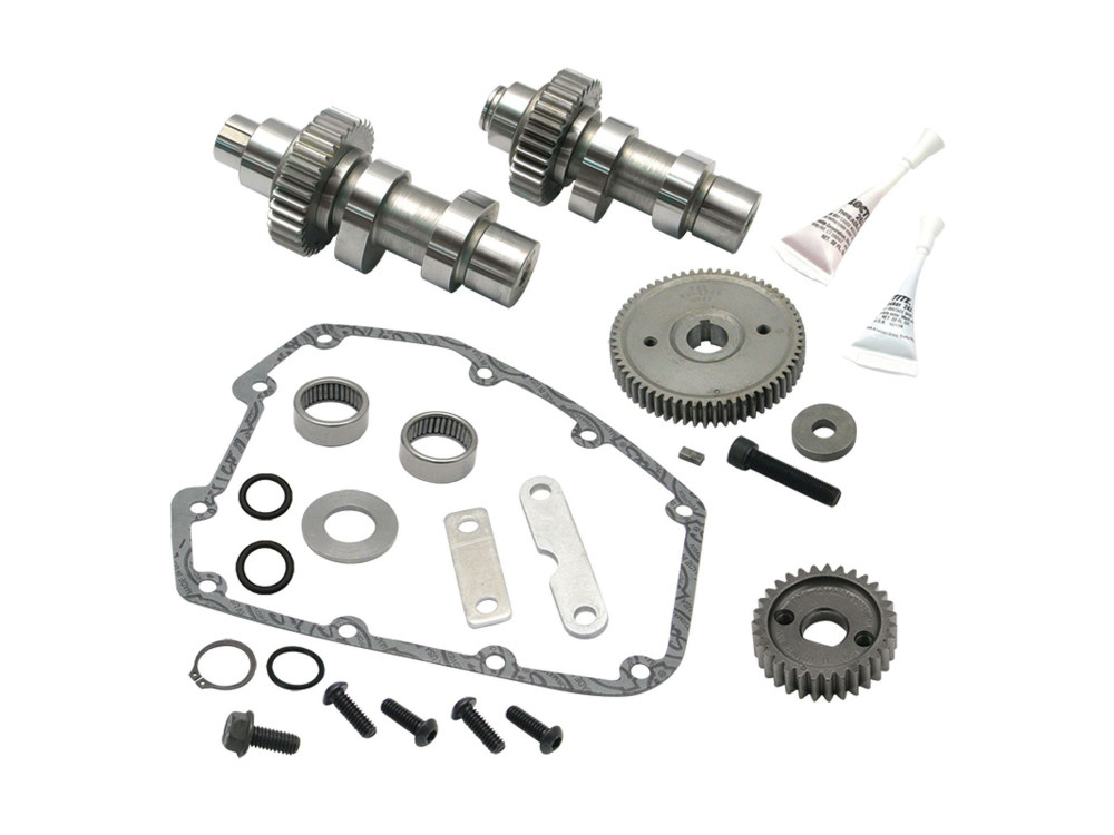 HP103G Gear Drive Camshaft Kit. Fits Twin Cam 2007-2017 including Dyna 2006.