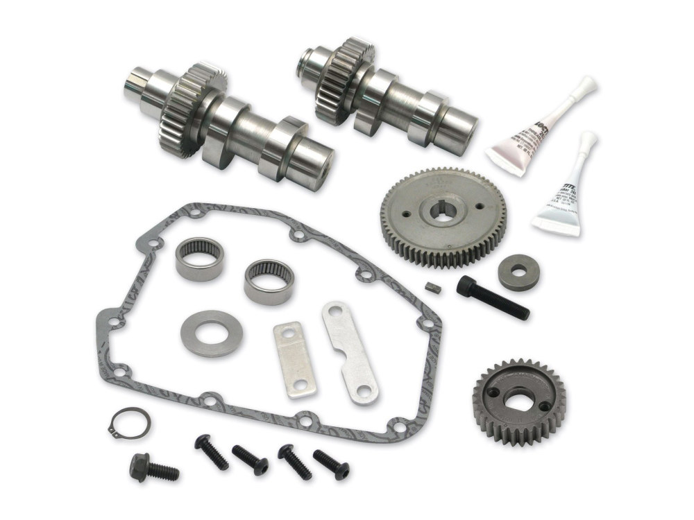 HP103GE Gear Drive Easy Start Camshaft Kit. Fits Twin Cam 2007-2017 including Dyna 2006.