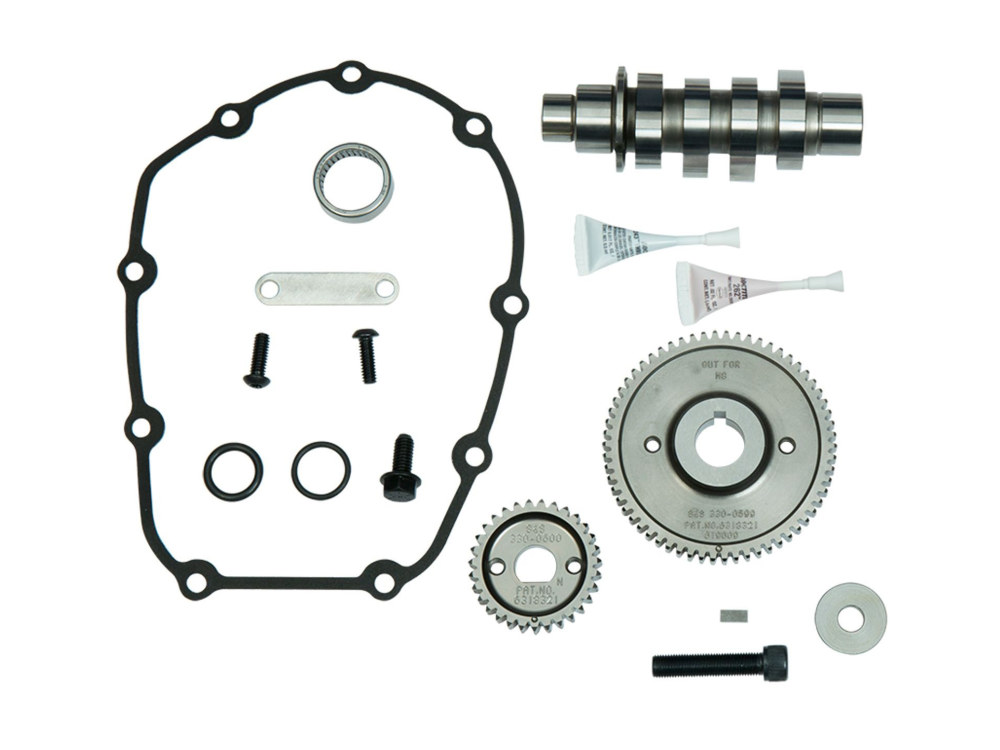 465G Gear Drive Camshaft Kit. Fits M8 2017up.