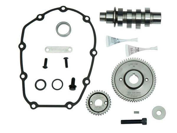 475G Gear Drive Camshaft Kit. Fits M8 2017up.