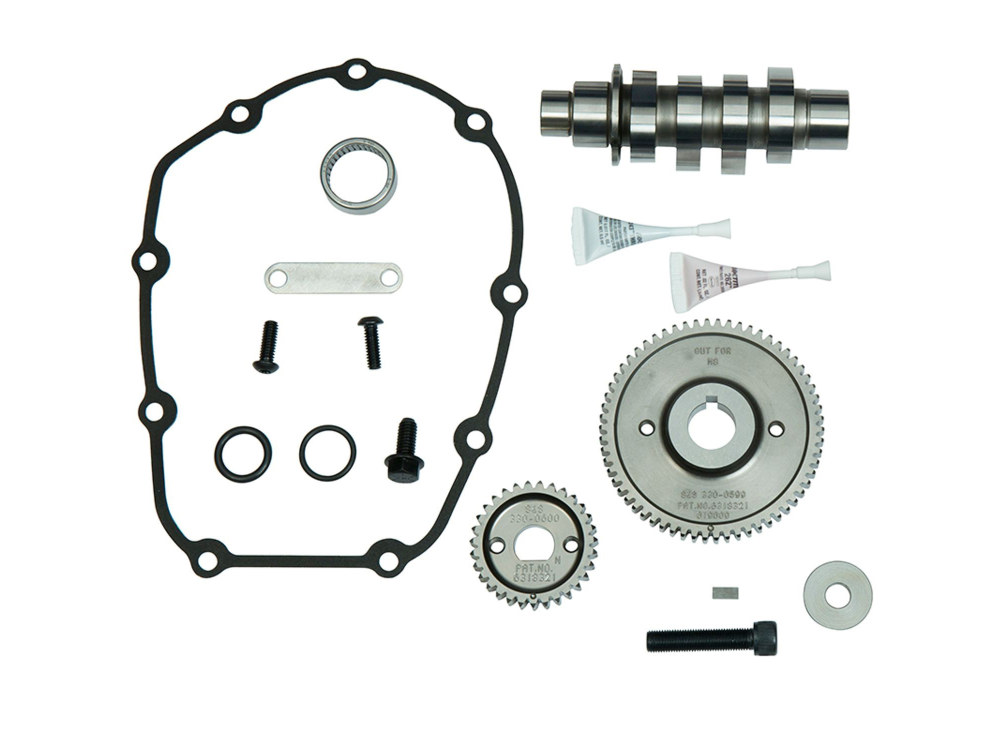 540G Gear Drive Camshaft Kit. Fits Milwaukee-Eight 2017up.