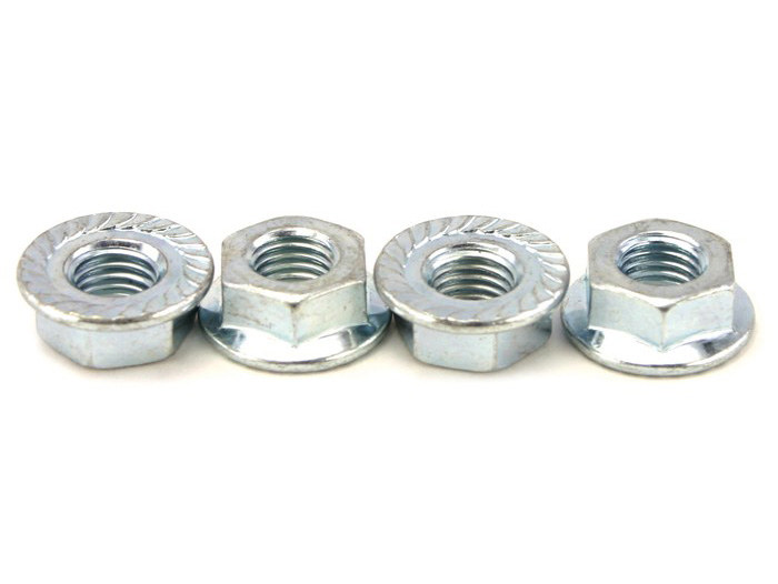 Nut; Exhaust Flange Big Twin'84up &Sportster'86up 5/16