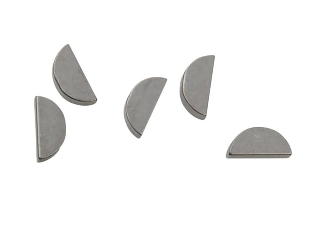 Key; Crank Pin & Pinion Shaft BT & XL'81-99 (Pk5)