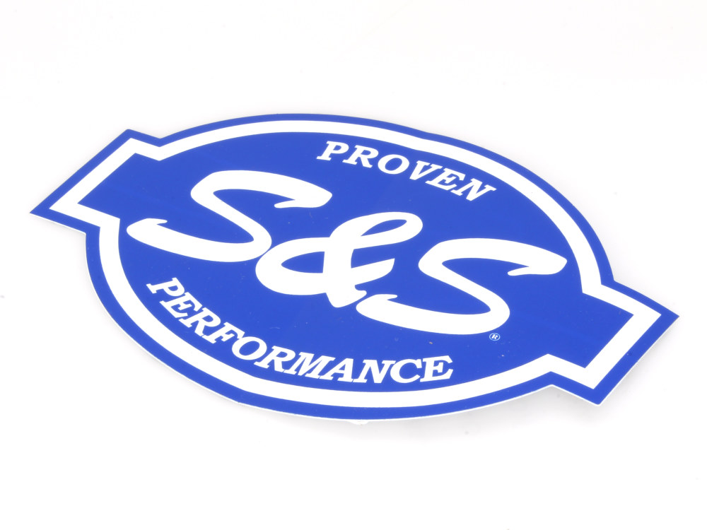Decal, S&S® Cycle, 6
