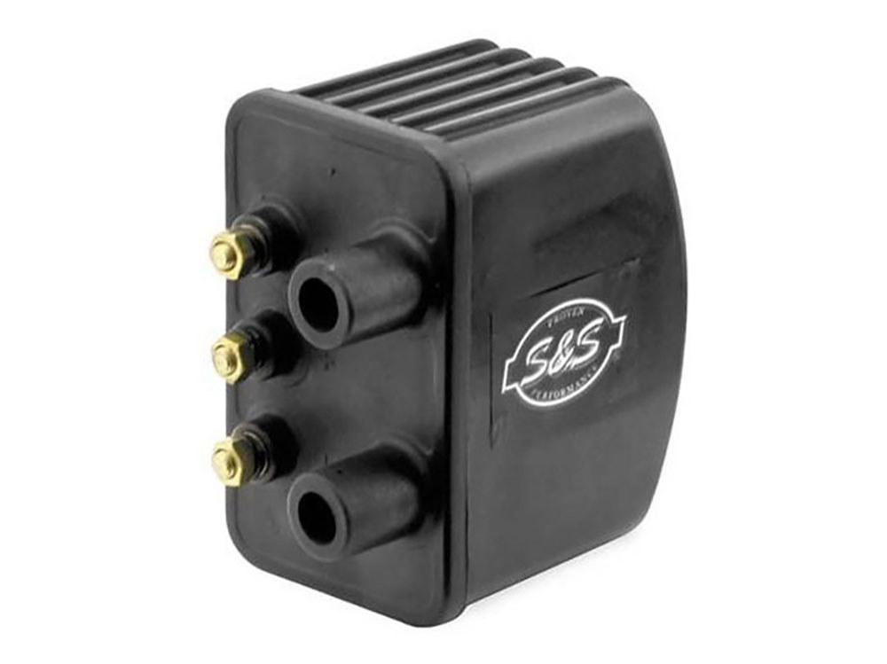 Coil; Big Twin&Sportster'70-99 w/Single Fire IgnHigh Output