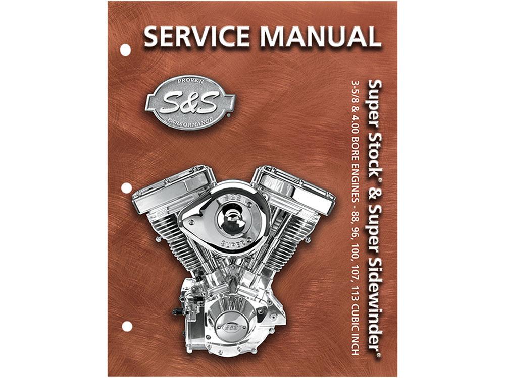 Service Manual; BT'84up 3-5/8
