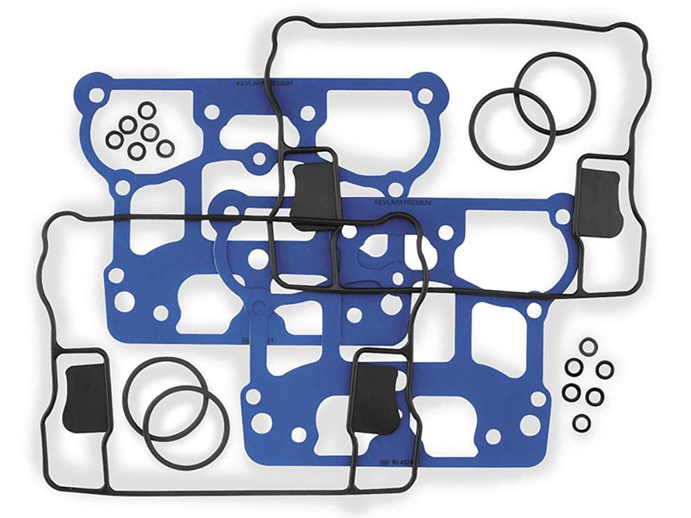 Gasket Kit; Rocker Engines - ALL Twin Cam & 4-1/8