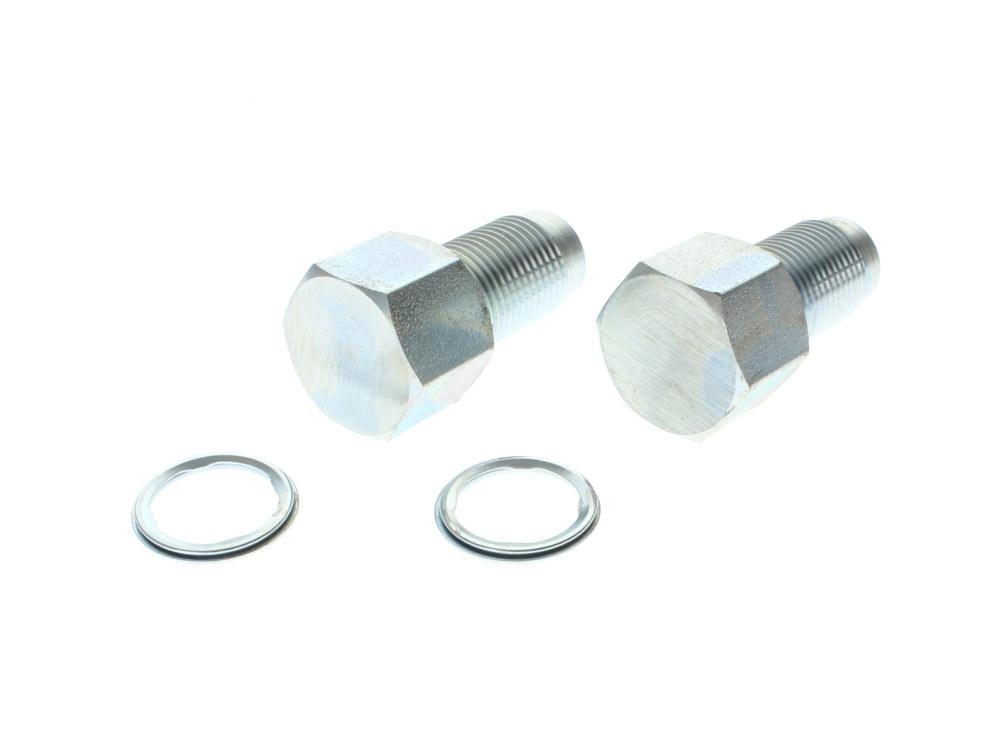 Plugs; Comp Release Block Off 14mm (Pk2)