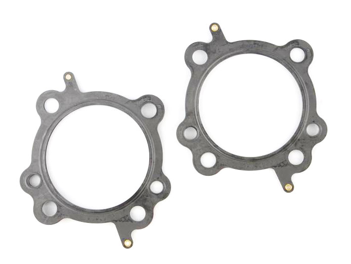 0.030in. Head Gaskets – 3.927/3.937in. Bore. Fits Air & Water Cooled Twin Cam Engines with S&S 97ci, 98ci, 106ci or 107ci Big Bore Kits.