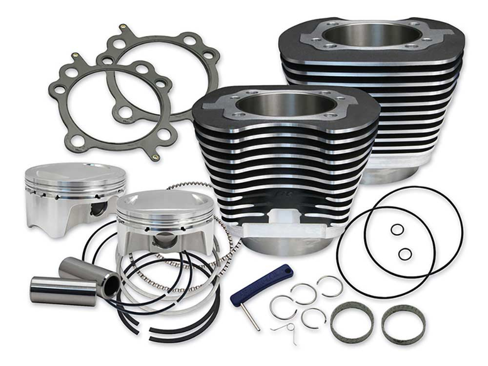 Big Bore Kit; Twin Cam 2007-2017 107