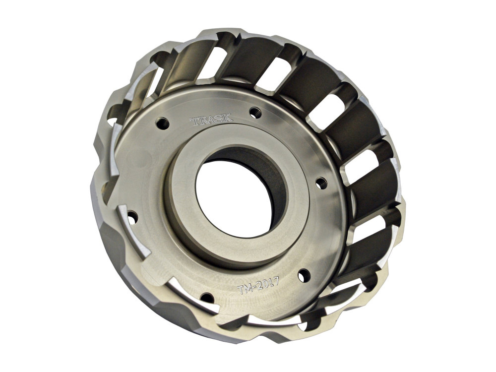 Heavy Duty Billet Clutch Basket. Fits Touring 2017up & Softail 2018up.