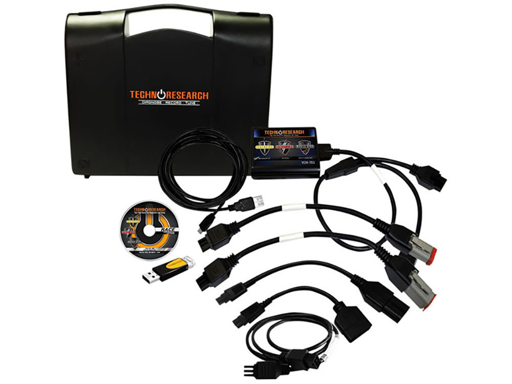 Centurion Super Pro Plus Diagnostic Kit (Harley, Victory and Indian)