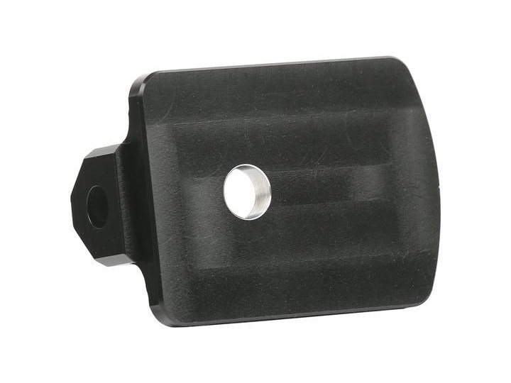 Brake Pedal Pad Mount – Black.