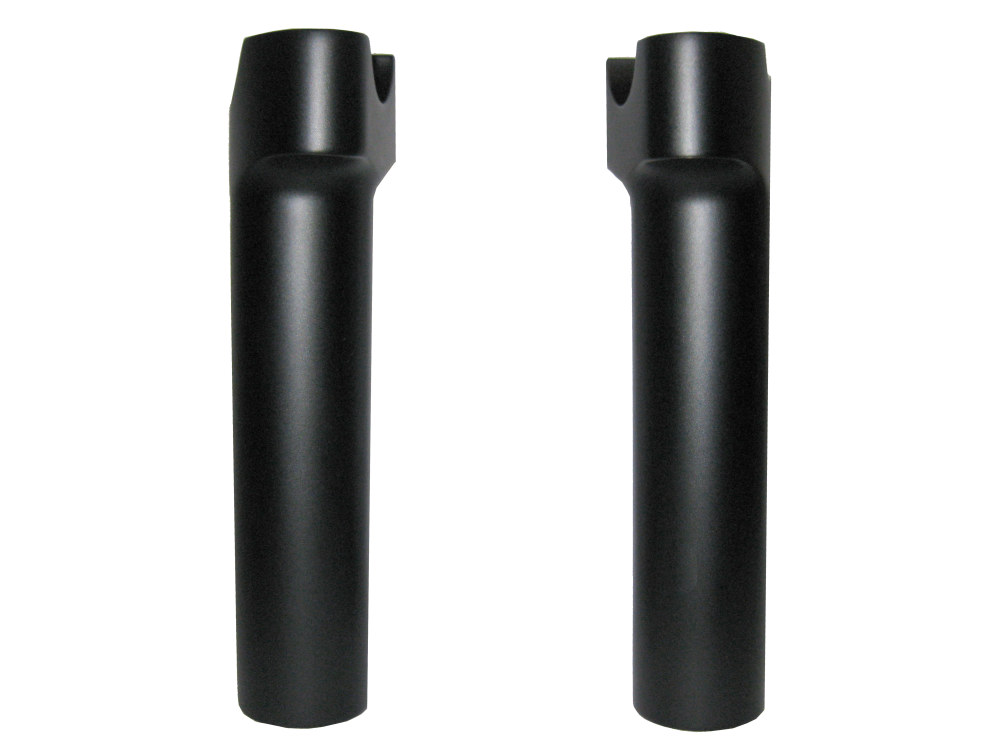 6in. Tall Risers with 1-1/4in. Thick Base – Satin Black. Fits 1in. Handlebar.