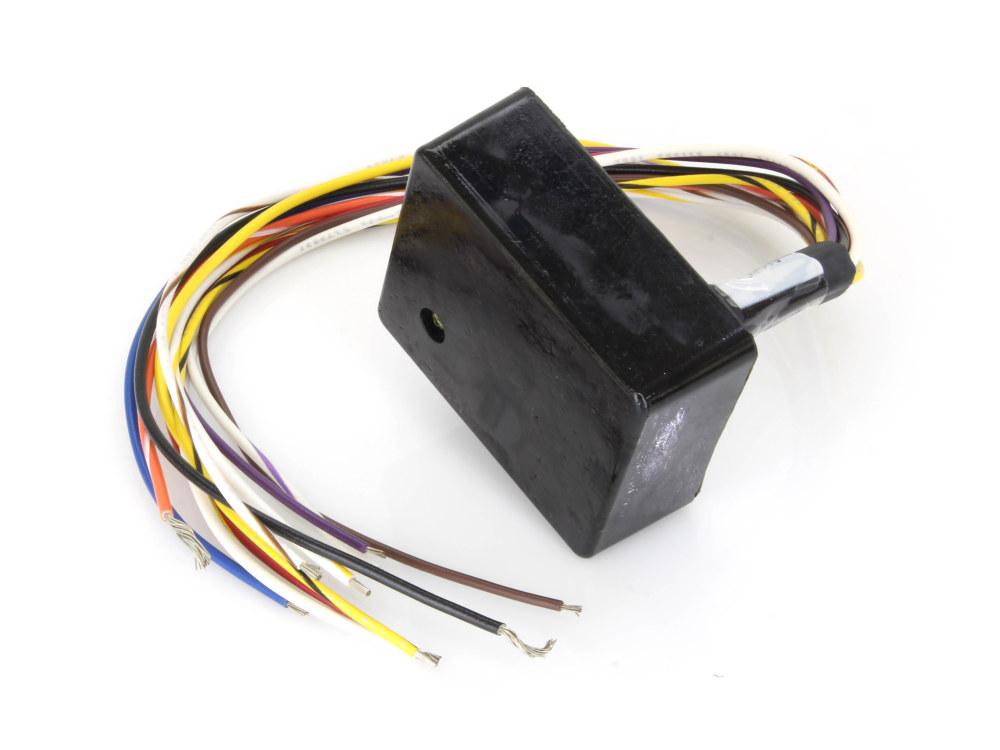 Switch Control Module; 4 Button w/Auto Cancel & Load Equailzer