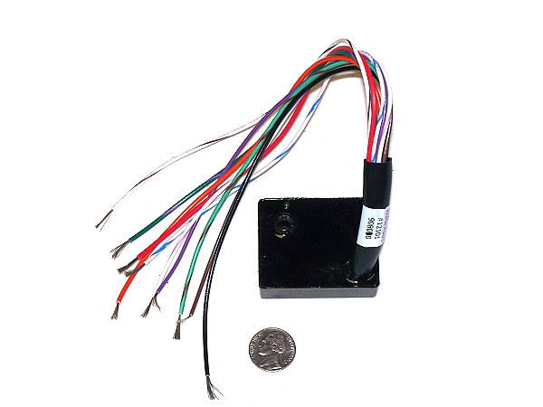 Switch Control Module;6 Button