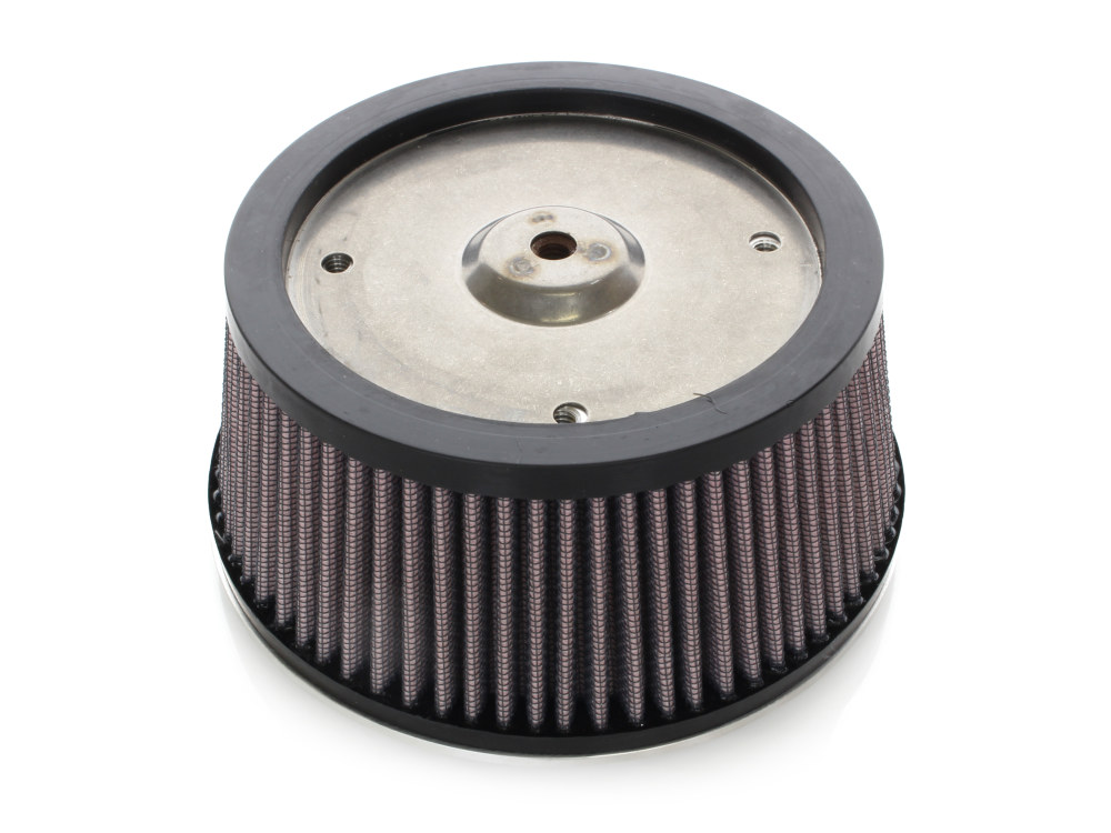 Air Filter Assembly; Thunder Max Throttle Bodies with Max Flow, High Flow Element.
