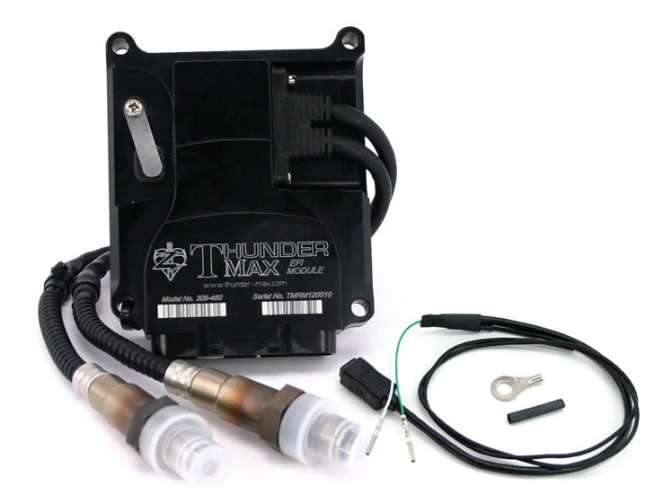 ThunderMax with AutoTune. Fits Dyna 2004-2011, Sportster 2010-2013 & Rocker 2008-2010 Models.