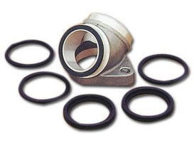 Adapter; Converts '57-79 O'Ring Manifold to '80-84, Wideband Style